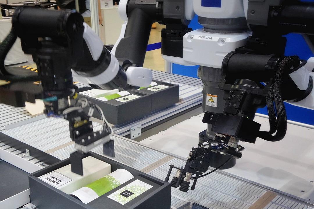 autonomous vehicles robots
