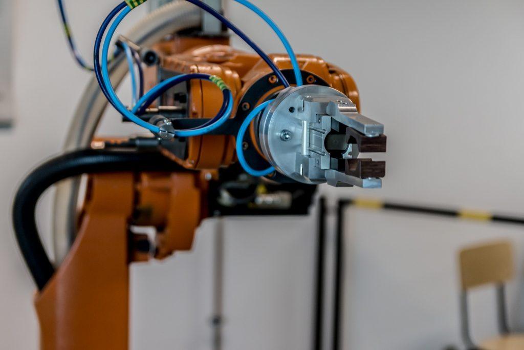 bespoke automation robot arm