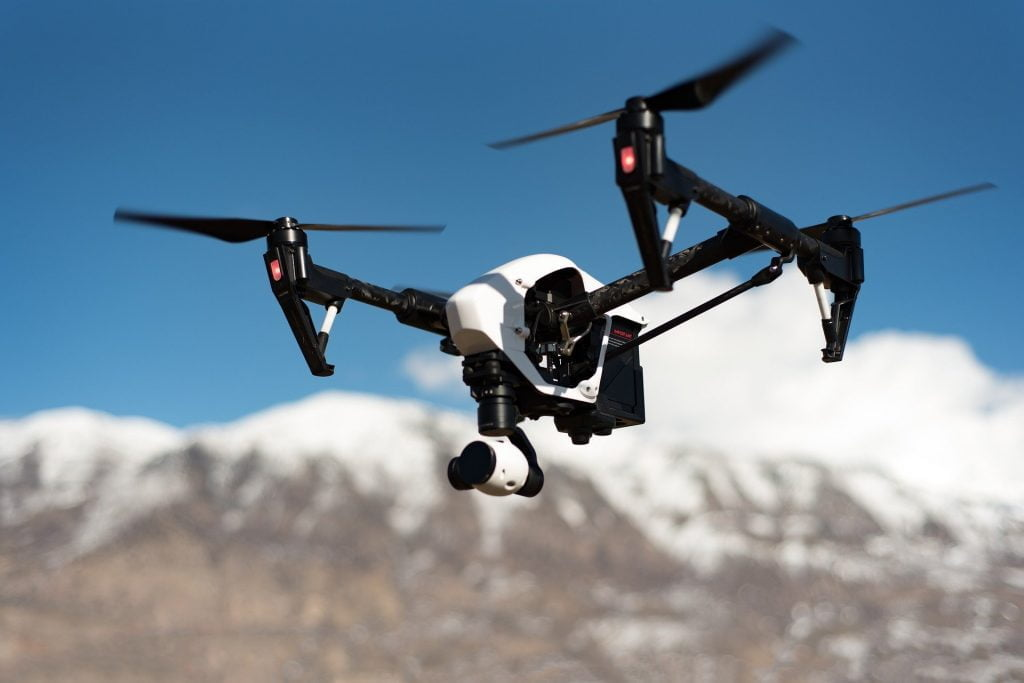 autonomous vehicles drones