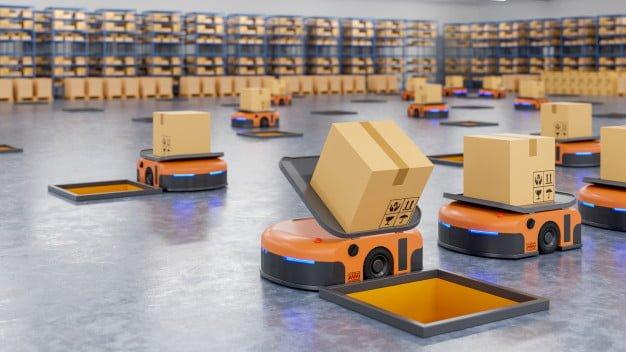 service robots